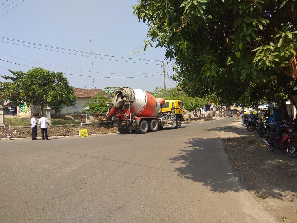 Peningkatan Jalan Tanjung-Tulakan Jumapolo