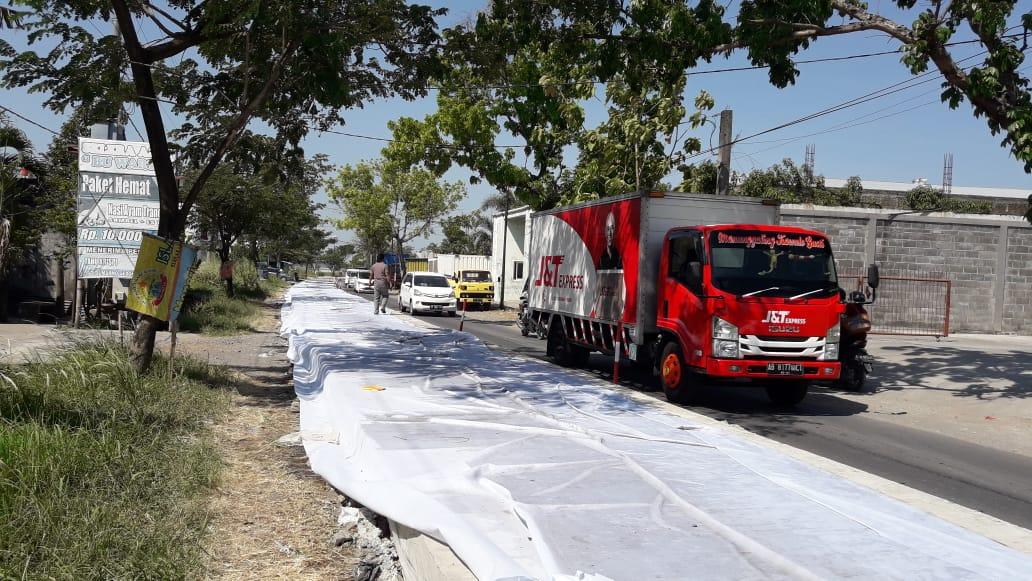 Peningkatan Jalan Colomadu-Banyuanyar